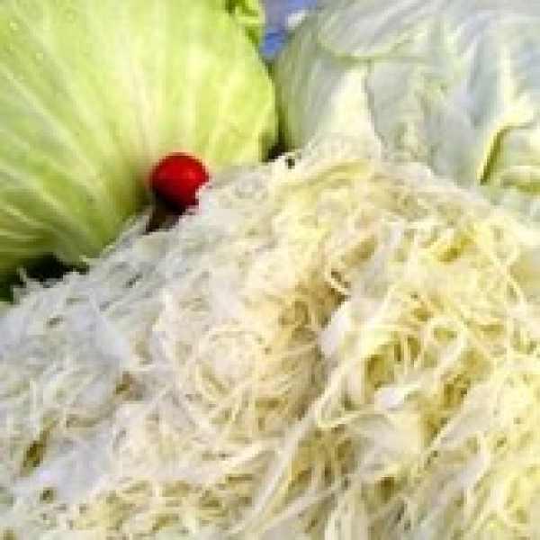 Savanyú káposzta vágott 800g – Soured cabbage