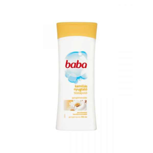 Baba Testápoló kamillás Body lotion /