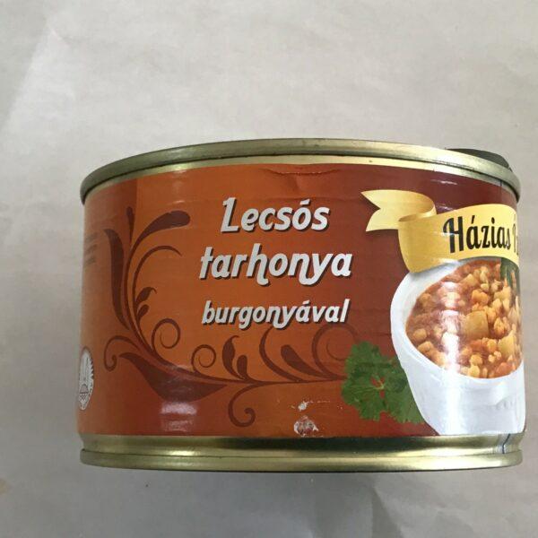 Lecsós tarhonya 400gvHázias ízek – Ratatouille with pasta