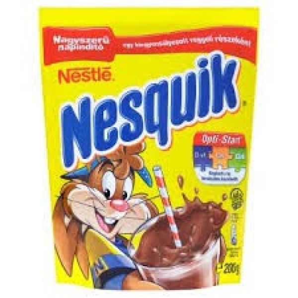 Nesquick kakaópor 200g – Cocoa powder
