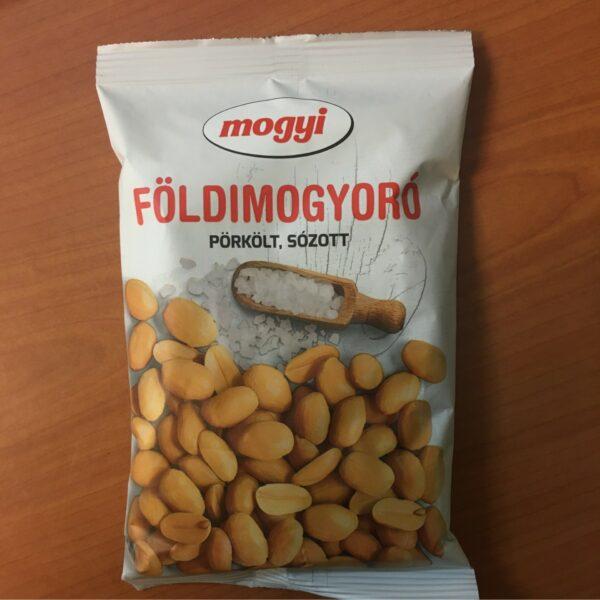 Sós mogyoró Mogyi 170g – Salted nuts