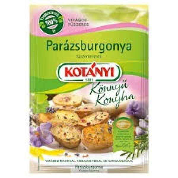 Parázsburgonya fűszer Kotányi – Potato spice