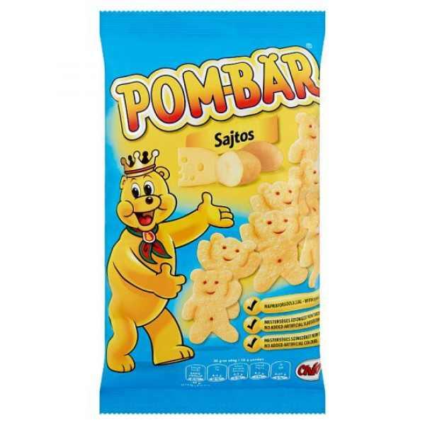 PomBar sajtos 50g / Cheese crisp