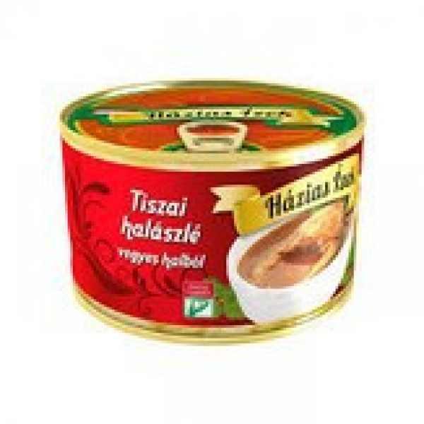 Tiszai Halászlé 400g Házias Ízek – Fish soup in tin