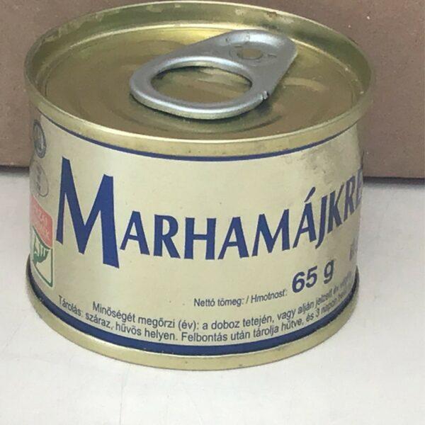 Marhamájkrém 65g – Beef pate