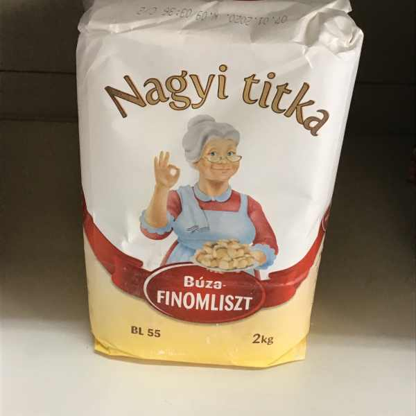 Nagyi Titka Finomliszt 2kg – Plain flour