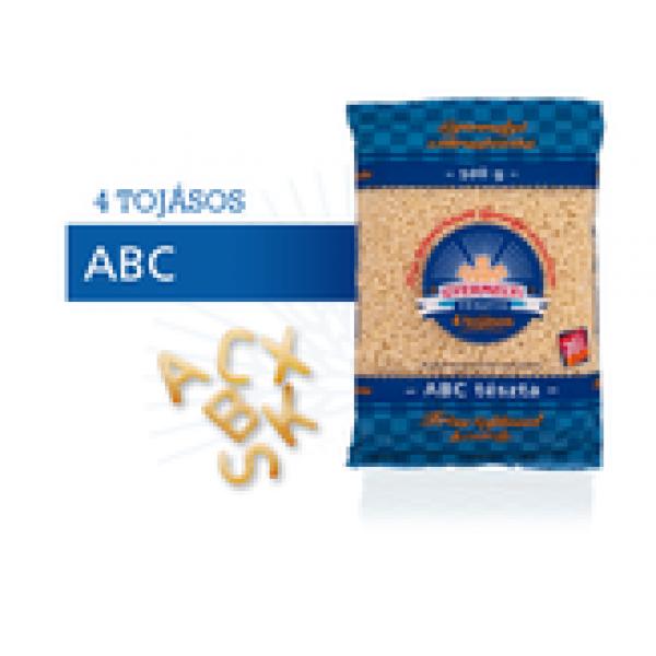 Gyermelyi ABC tészta 500g – Letter shaped pasta