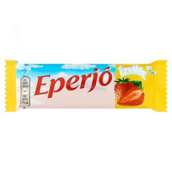 Eperjó Szelet Chocolate slice strawberry /