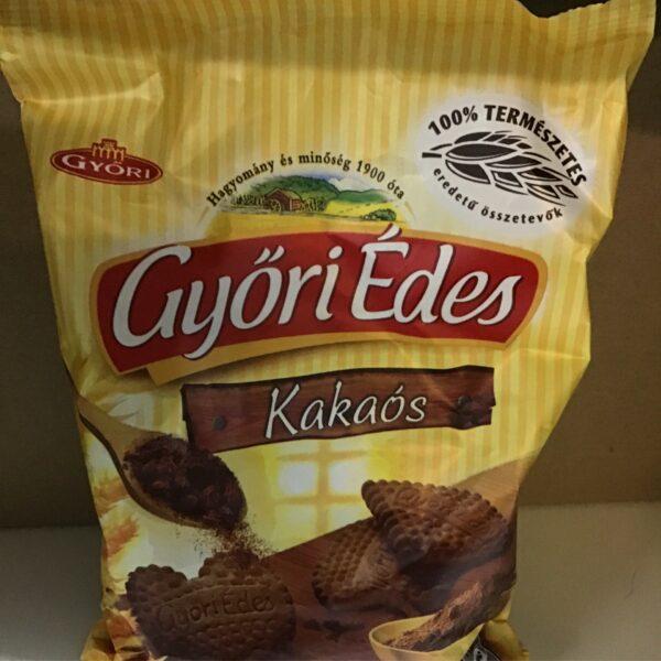 Györi Édes Kakaós -Honeybiscuit with cocoa