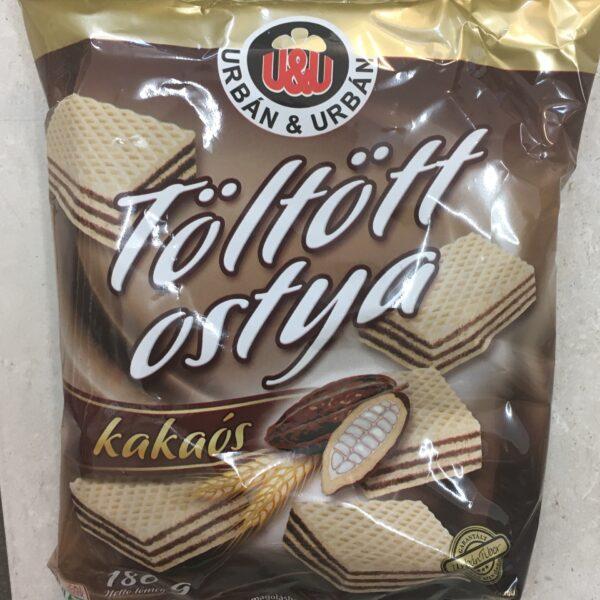 Töltött ostya kakaós Urban / wafer cocoa