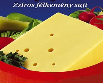 Trappista Sajt kb. 700g – Trappista cheese