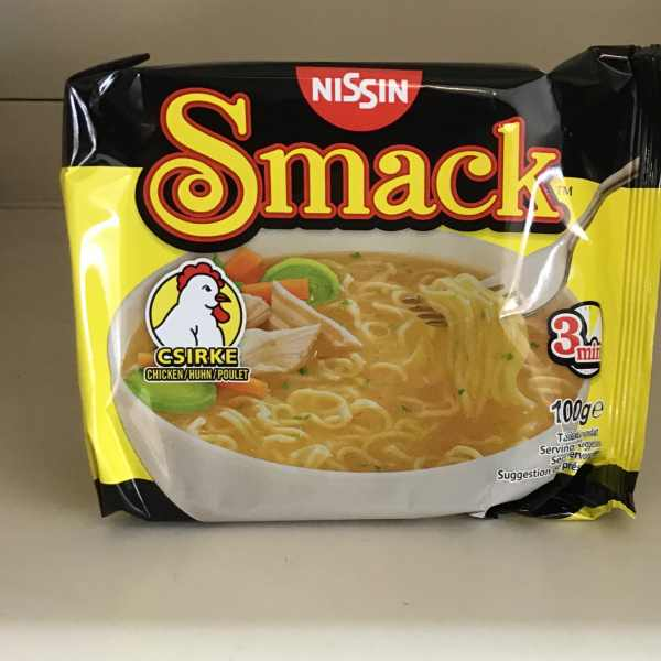 Smack Csirkeleves Instant 100g – Instant chicken soup