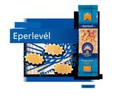 Gyermelyi Eperlevél 8 tojásos 250g – strawberry leaf pasta