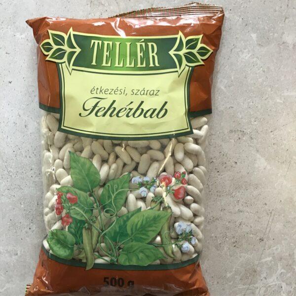 Fehérbab 500g – White beans dry