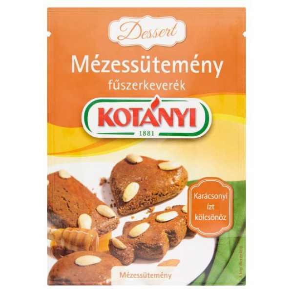 Mézessütemény Keverék – Gingerbread spice
