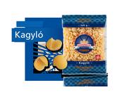 Gyermelyi Kagyló 500g – shell shape pasta