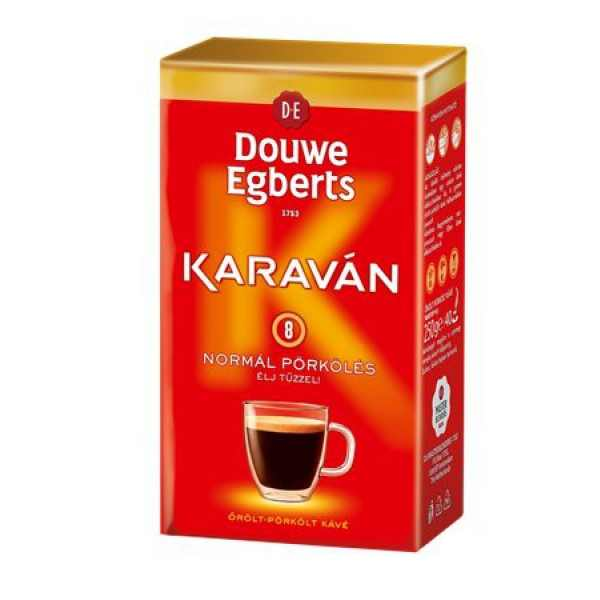 Karaván őrölt kávé 250g – Ground coffee