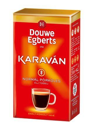 Karaván őrölt kávé 250g – Ground coffee