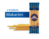 Gyermelyi Makaróni 500g – Macaroni pasta