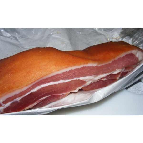 Kolozsvári szalonna füstölt kb. 300g Bábolna – Smoked bacon each