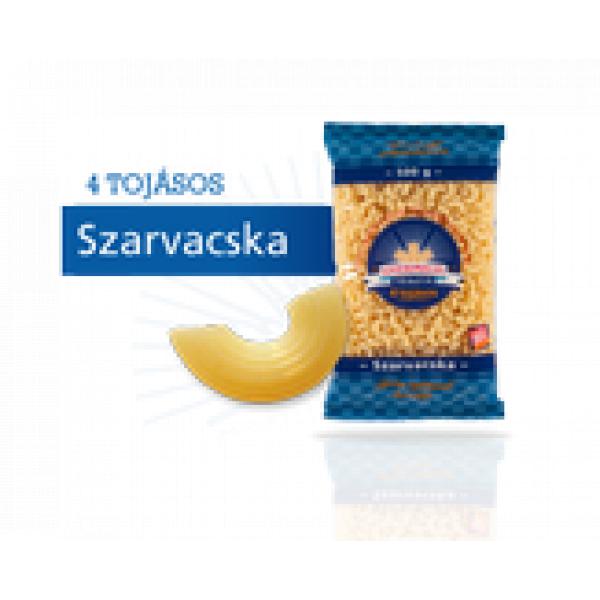 Gyermelyi Szarvacska 500g – Horn shape pasta