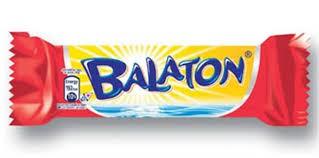 Balaton szelet ét / wafer slice dark