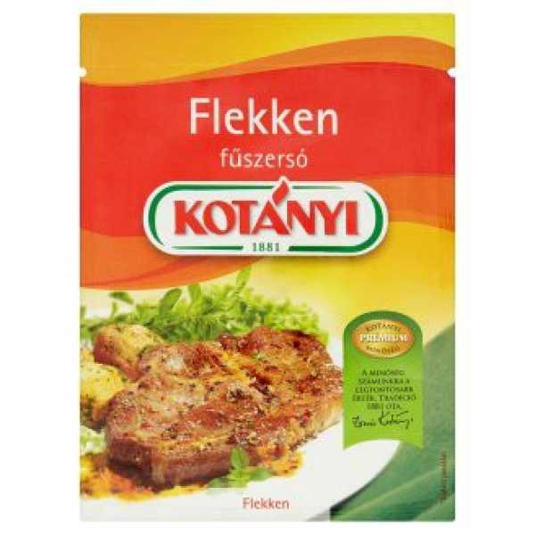 Flekken Füszersó Kotányi 35g – Flekken spice