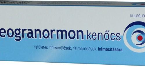 Neogranormon Kenöcs / Healing skin cream