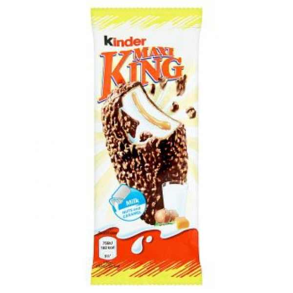 Kinder Maxi King – Dairy dessert
