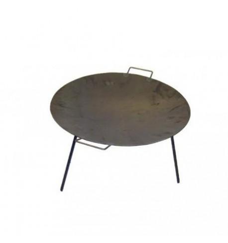 Sütötárcsa / Open fire pan