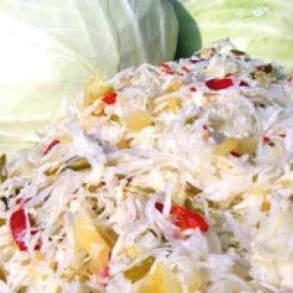 Csalamádé Zacskós 600g – Pickled mix vegetables