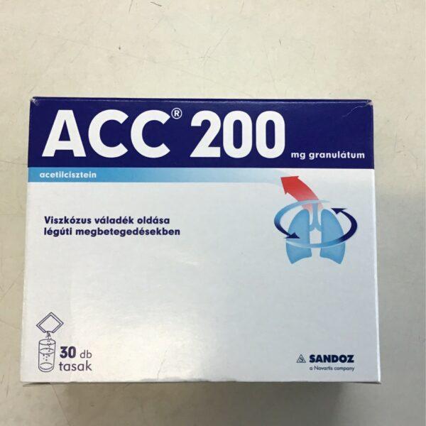 ACC 200 30db – medicine