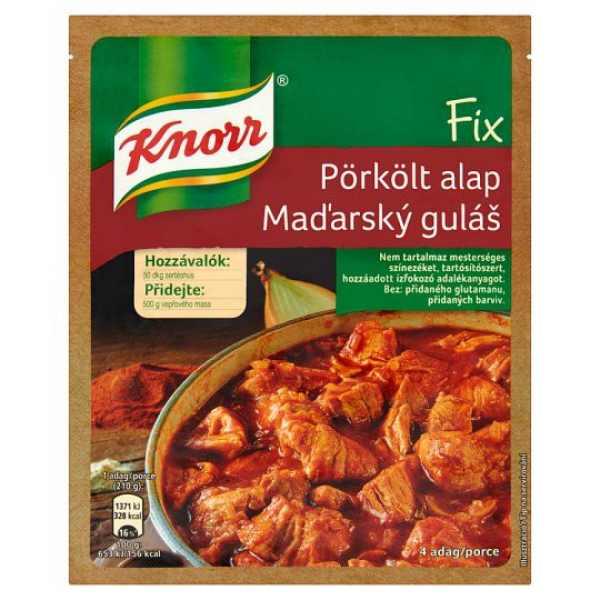 Pörkölt Alap Knorr Fix – Stew base