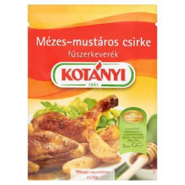 Mézes Mustáros Csirke Kotányi – Honey mustard chicken spice
