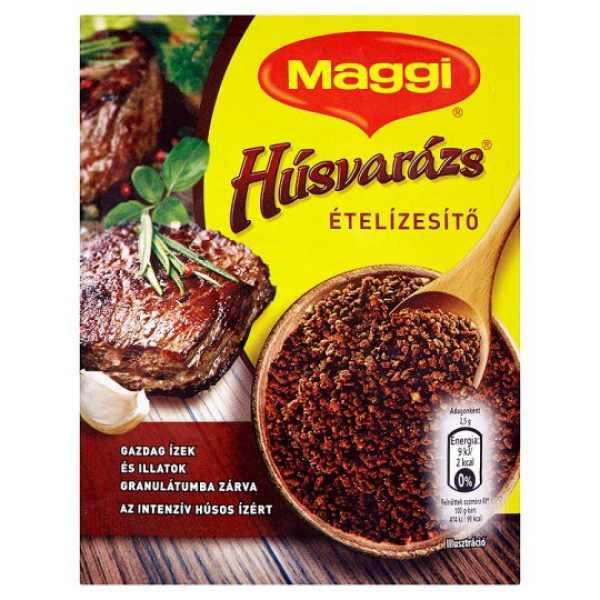 Húsvarázs Maggi – Condiment for meat
