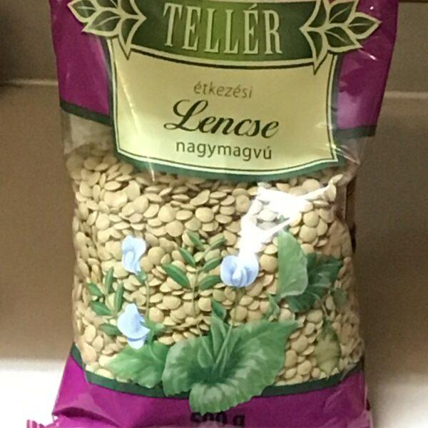 Lencse Teller 500g – Lentils
