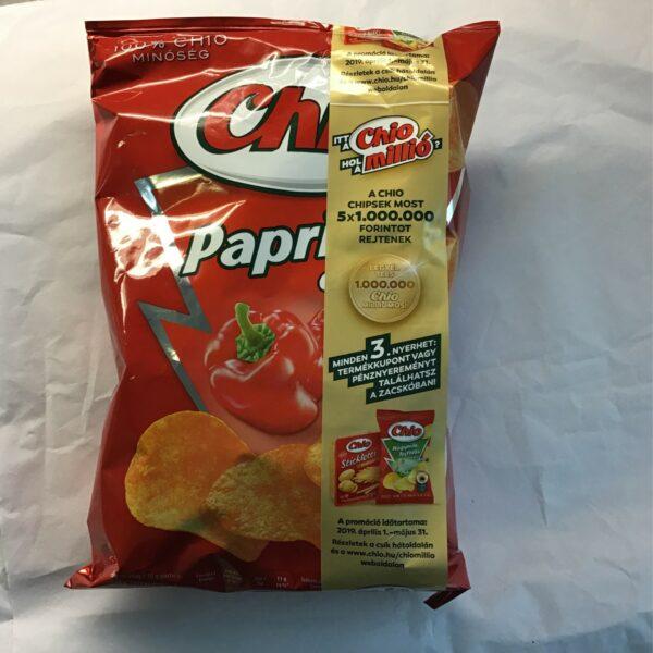 Chio Paprikás Chips crisp /