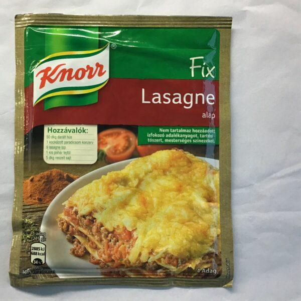 Lasagne Alap Knorr Fix – Lasagne powder