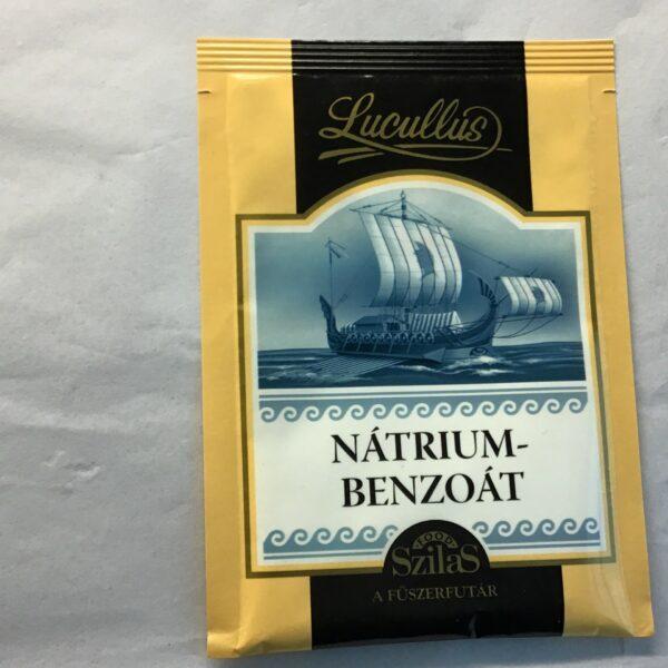 Nátrium Benzonát Horvath Rozi – Preservative