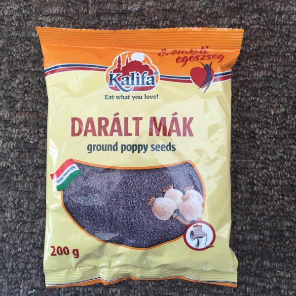 Daralt mak 200g Kalifa – Poppy seeds grinded