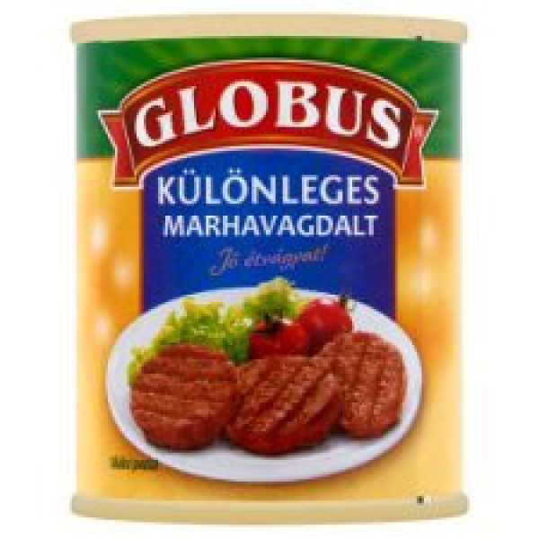 Különleges Marhavagdalt 130g Globus – Cold meat beef