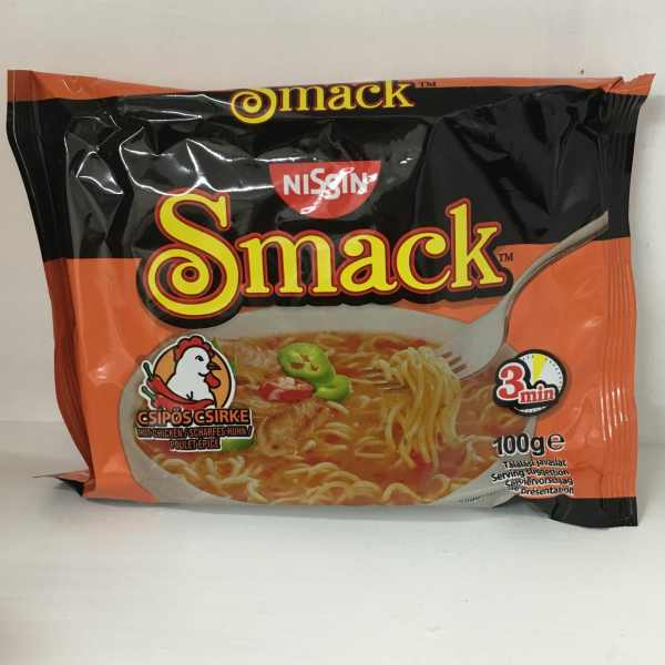 Instant Csipös Csirkeleves Smack – Instant chicken soup hot