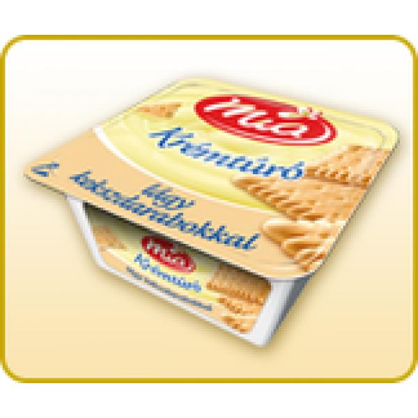 Krémtúró Kekszes 90g – Dairy dessert with biscuits