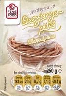 Maróni gesztenyepüré 250g (fagyasztott) – Chestnut puree