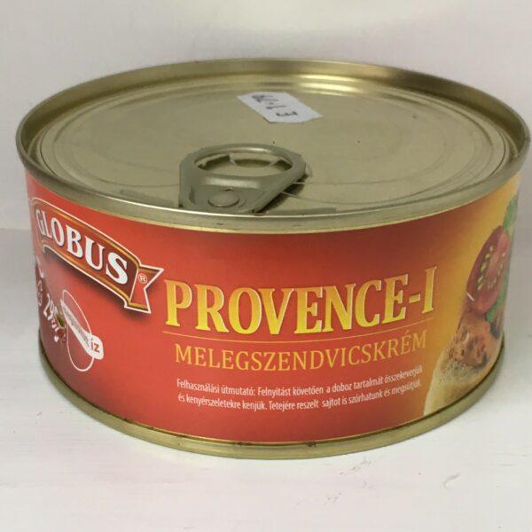 Globus Provence-i melegszendvicskrem 290g – Sandwich cream