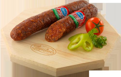 Gyulai lángolt kolbász / pár – Smoked sausage flamed / pair