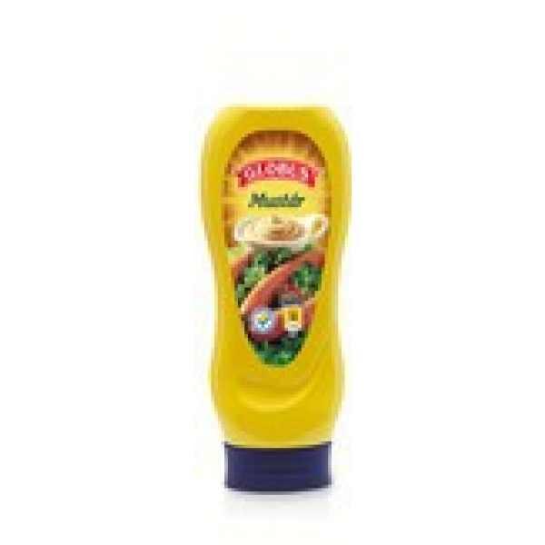 Globus mustar 440g – Mustard