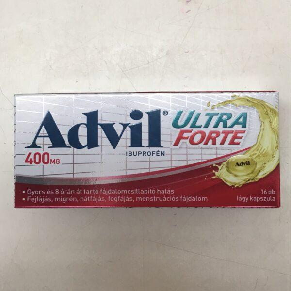 Advil 400g 16db – medicine