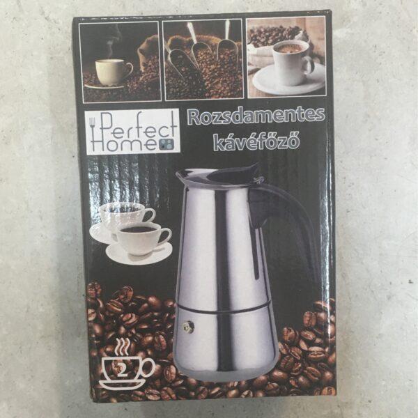 Kávéfözö 2 Személyes – Coffee maker 2cups