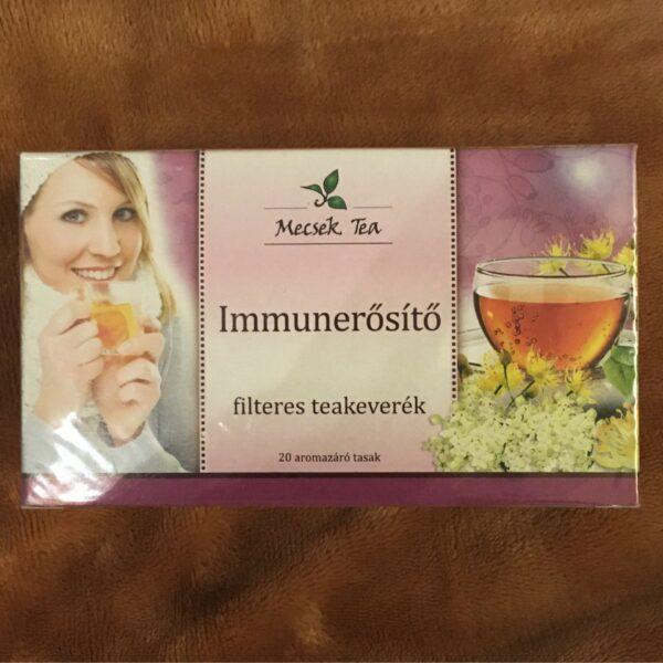 Immunerösitö teakeverék 20×1.5g – Herbal tea immune system support